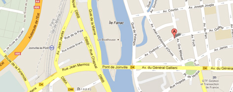 32 c, avenue Oudinot - 94340 Joinville le Pont
